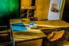 Interrogation Room - Hohenschönhausen, Berlin (Hand of Dave) Tags: berlin gdr police interrogation