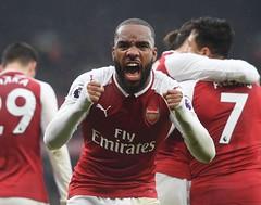 Arsenal v Tottenham Hotspur - Premier League (Official Arsenal) Tags: englishpremierleague sport soccer clubsoccer soccerleague london england unitedkingdom gbr