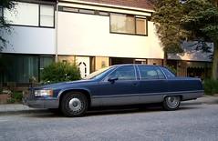 Cadillac Fleetwood Brougham (Skylark92) Tags: nederland netherlands holland utrecht bunnik cadillac fleetwood brougham 1994 38xblf