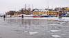 The island Skeppsholmen in Stockholm (Franz Airiman) Tags: vinter winter snö snow is ice cold kallt minusgrader stockholm sweden scandinavia båt boat ship fartyg dykdalb