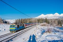 350 004 (michalvboh) Tags: train trains transport traveling rail railway railroad railways rails tatry slovakia slovensko 350004