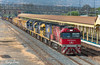 Running Empty (Henry's Railway Gallery) Tags: nr75 nr89 9316 nr8 8211 nrclass 93class 82class emd ge diesel goninan ugl clyde pacificnational pn 5mw2 mw2 steeltrain freighttrain albury