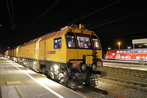 D Loram HSM 802  Gemünden am Main 24-02-2018