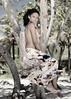 Melie (02_0048A) (ronnie.savoie) Tags: woman women mujer mujeres model modelo modele slim slender pretty guapa lovely hermosa black noir negra face cara portrait retrato roatan roatán islasdelabahía islasdelabahia honduras african brickbay