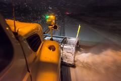 @20180112-D5 PlowingUS33-85 (OhioDOT) Tags: district5 odot plow ridealong route33 salt six snow storm plowing truck