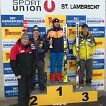 Asher Jordan finished 2nd in GS at Hungarian National Championships