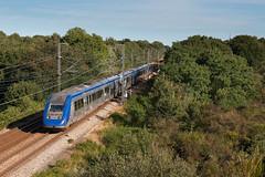 Breizh à Brech (videostrains) Tags: brech bretagne france fr zter z21500 ter breizh automotrice sncf train auray