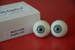 Angelina Jolie glass eyes (Terry Minella) Tags: glasseyes angelinajolie