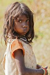 Kawardha - Chhattisgarh - India (wietsej) Tags: kawardha chhattisgarh india sony a900 sal135f18z 13518 sonnar13518za portrait girl child