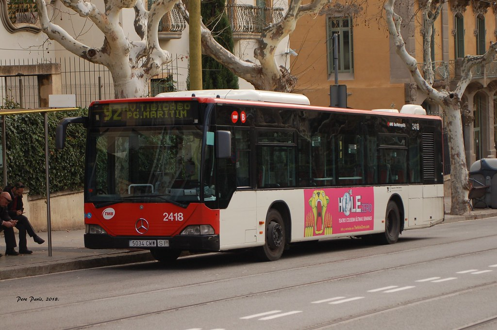 The world 39 s best photos of barcelona and buses flickr for Bus barcelona paris barato