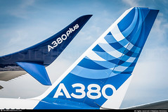 [LBG.2017] #Airbus #VK #AIB #A380 #A380.Plus #Winglets #awp (CHR / AeroWorldpictures Team) Tags: airbus industrie vk aib a380861 msn cn 004 eng gp7270 reg fwwdd rmk demo pro n°4 history aircraft first flight test built site toulouse lfbo painted emirates cs white singaporeairlines lufthansa etihad preserved lbg musée l'air l'espace a380 prototype a380plus winglet tails lebourget france pas2017 planespotting plane aircrafts airplane nikon d300s nikkor 18135 lightroom raw awp aeroworldpictures 2017