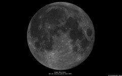 Super Blue Moon - UK, Jan 31 2018 20-01 GMT (alastair.woodward) Tags: moon supermoon blue eclipse lunar astronomy astrophotography night expose dark sky craters mare uk stargazing skywatcher 130pds point grey blackfly cmos stacked