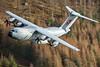 "RAF A400M ""Atlas"", LFA17, 26/1/18 (TheSpur8) Tags: 2018 landlocked aircraft a400m heavy lakedistrict lowlevel military uk skarbinski transport atlas raf lfa17 low flying"