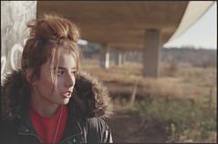 Amber (steve-jack) Tags: nikon f5 50mm fujicolour c200 film 135 tetenal c41 kit epson v500