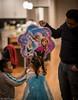Busting a pinata (kuntheaprum) Tags: caitlin birthday nikon d750 samyang 85mm f14 baby family portrait frozen