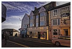 John Bull (Myrialejean) Tags: johnbull george street road shop bridlington sky outdoors car pub seaside