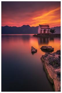 Dong Thai Lake - Ninh Binh