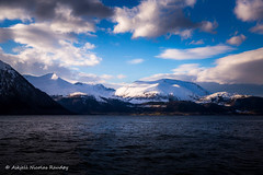 Still winter (Askjell) Tags: cold fjord mountains møreogromsdal norway scenery snow sunnmøre volda voldsfjorden winter landscape