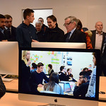Inauguration des Formations CCI