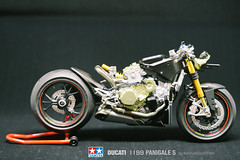 DSC00172 (Kenny@SouthPark) Tags: ducati panigales tamiya model