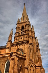 Grace Church Cathedral (Ray Cunningham) Tags: hdr grace church cathedral episcopal charleston south carolina