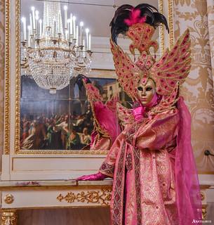 Venice Carnival 2018.