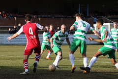 32 (Dale James Photo's) Tags: aylesbury united football club egham town fc ducks the meadow southern league division one east non