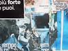 Election day (Vincenzo Elviretti) Tags: elezioni politiche regionali regione lazio italia italy berlusconi dalema sempre le stesse facce salvini renzi di maio battista pd forza cinque stelle movimento radicali rifondazione comunista casapound ezra pound tu lo sai chi era presidente della repubblica consiglio dei ministri lega nord partito democratico election manifesto elettorale grillo grillini giorgia meloni matteo silvio beppe beep par condicio parcondicio porcondicio porcondio