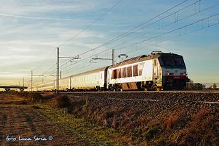 E402 043 Trenitalia