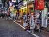 Tokyo Street (-Faisal Aljunied - !!) Tags: eyecontact winterjacket boots tokyo streetphotography gr ricoh faisalaljunied