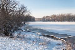 Winter Wonders (urbsinhorto1837) Tags: day ice landscape light nature northshore skokielagoons snow suburbanchicago trees winnetka water winter suburban