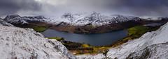 Buttermere (Joe Hayhurst) Tags: lakedistrct landscape mountain buttermere panorama highstile highcrag fleetwithpike