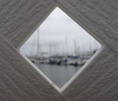 Out of focus? Depends on your PoV (peggyhr) Tags: peggyhr triangle marina sailboats dof grey dsc06998a hawaii infinitexposurel1 infinitexposurel2