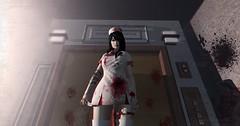 【 走らない 】 (Sooyun Ichtama) Tags: secondlife sl ootd horror astralia curemore evermore bcc suicidalunborn ayashi randommatter blood