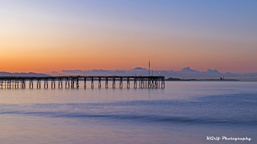 The world 39 s best photos of colorful and silhouette for Ventura pier fishing
