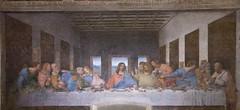 Das Abendmahl / The Last Supper # 3 (schreibtnix on 'n off) Tags: reisen travelling italien italy mailand milan kirche church santamariadellegrazie kunst art leonardodavinci dasabendmahl thelastsupper olympuse5 schreibtnix
