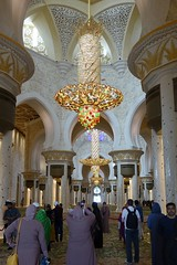 Sheihk Zayed Mosque (posterboy2007) Tags: sheihkzayedmosque abudhabi uae chandelier