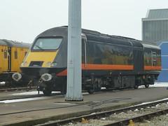 43 423 (58 023 'Peterborough Depot') Tags: class43 grandcentral 43423 hst hst125 derby derbyrtc britishrailways britishtraction unitedkingdom namedlocomotive valenta19722010 40years19762016