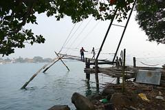 Fishing Nets P1250723 (Phil @ Delfryn Design) Tags: india2018 kochi