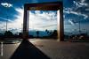 Arco do Milênio (Marcio 75) Tags: nikond7200 nikon sigma1750 sigma praçadaságuas praça boavista rr pmbv azul fimdetarde fcrr