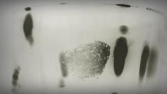 Fingerprint (Marina Is) Tags: fingerprint detectivefiction novelanegra mystery misterio detective philipmarlowe huella crimen thriller macromondays hmm macrofotografia