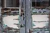 Expression of Denial (skipmoore) Tags: doors weathered peeling atrophy