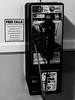 Telephone (frantyky) Tags: eeuu usa telefono costaoeste viejo viaje bw old trip sanfrancisco telephone california vacaciones westcoast