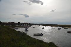 Burnham Overy Staithe (Worthing Wanderer) Tags: norfolk summer sunny farmland coast seaside nelson holkham burnham hero august