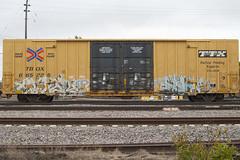 Awol Sworne (Psychedelic Wardad) Tags: freight graffiti tfl um lords cbs sworne sworn oms mfl ism awol
