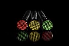 tricolored (++sepp++) Tags: nagel nã¤gel macro makro macroshot nägel graben bayern deutschland de makroaufnahme nails nail ankernägel nahaufnahme closeup