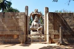 India - Karnataka - Hampi - Lakshmi Narasimha Temple - 3 (asienman) Tags: lakshminarasimha india karnataka hampi asienmanphotography