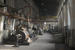 steam power (jkatanowski) Tags: steam engine industry industrial indoor machine machinery
