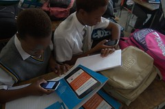 Learners signing up for Siyavula Practice (Siyavula Education) Tags: textbooks southafrica siyavula edtech mlearning maths science school education africa oer mobilelearning