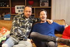 Richard Groenendijk bij Gijs 2.0 (NPO_Radio2) Tags: richard groenendijk gijs staverman 20